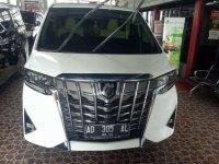 Jual Toyota Alphard 2019, KM Rendah