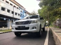 Jual Toyota Hilux 2012 Manual