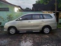 Toyota Kijang Innova 2.0 G dijual cepat