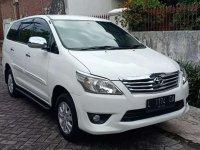 Jual Toyota Kijang Innova 2012 Manual