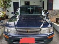 Toyota Celsior bebas kecelakaan