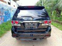 Jual Toyota Fortuner 2015, KM Rendah