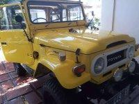 Toyota Hardtop 1975 dijual cepat