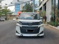 Jual Toyota Vellfire 2019, KM Rendah