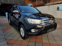 Jual Toyota Hilux 2017 Automatic