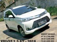 Jual Toyota Avanza 2018 Automatic