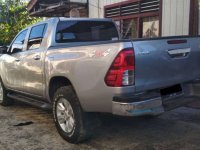 Toyota Hilux 2017 dijual cepat