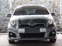 Toyota Yaris S bebas kecelakaan