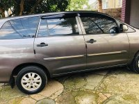 Jual Toyota Kijang Innova 2012 Manual