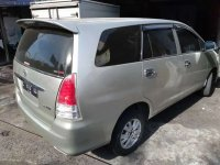 Jual Toyota Kijang Innova 2010 Manual