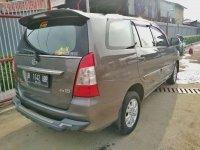 Jual Toyota Kijang Innova 2012