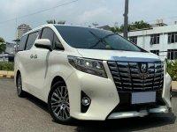 Jual Toyota Alphard 2016