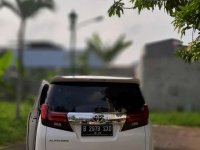 Jual Toyota Alphard 2015