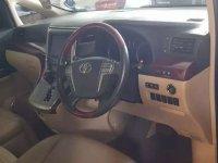 Toyota Alphard 2009 bebas kecelakaan