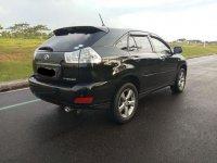 Toyota Harrier 2007 bebas kecelakaan
