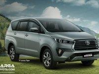 Fitur Mobil Toyota Bertambah Dan Mendapatkan Ubahan Pada New Kijang Innova 2020