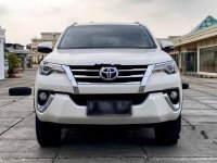 Jual Toyota Fortuner 2017