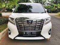Jual Toyota Alphard 2016 harga baik