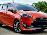 Butuh uang jual cepat Toyota Sienta 2016