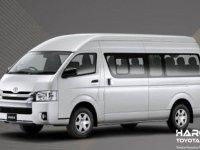 Beberapa Alasan Pilih Toyota Hiace Jadi Mobil Travel