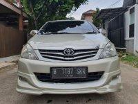 Toyota Kijang Innova 2010 bebas kecelakaan
