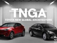 Melihat Beberapa Keunggulan TNGA Pada Mobil Toyota