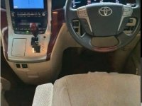 Jual Toyota Alphard 2012