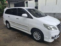 Jual Toyota Kijang Innova 2014 harga baik