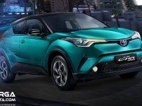Tidak Hanya Penambahan, Adapula Fitur Yang Hilang Pada Toyota C-HR Hybrid