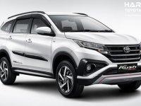 Toyota Rush Terbaru Punya Tombol Fitur TRC Off, Ini Fungsi Dan Penggunaannya