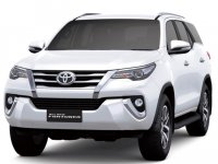 Melirik Kehebatan Toyota Fortuner 4x4 2020, Mobil SUV Toyota Yang Tangguh
