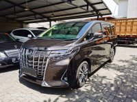 Jual Toyota Alphard 2018