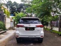 Jual Toyota Fortuner 2016