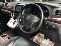 Toyota Vellfire Z bebas kecelakaan