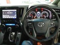 Toyota Vellfire 2015 bebas kecelakaan