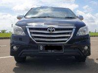 Toyota Kijang Innova 2014 bebas kecelakaan