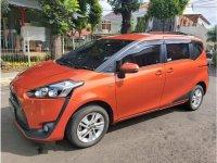 Jual Toyota Sienta 2016