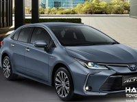 Toyota Corolla Altis Bensin dan Hybrid, Ini Beda Konsumsi BBM nya?