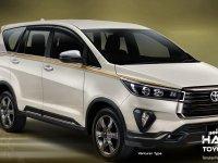 Edisi 50 Tahun Toyota Indonesia, Ini Tampilan Toyota Kijang Innova Limited Edition