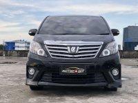 Toyota Alphard 2012 bebas kecelakaan