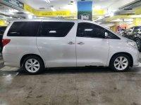 Jual Toyota Alphard 2011