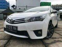 Toyota Corolla Altis 2015 bebas kecelakaan