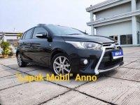 Toyota Yaris 2014 dijual cepat
