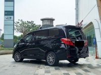 Toyota Alphard 2014 dijual cepat