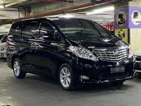 Toyota Alphard 2011 bebas kecelakaan