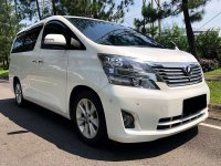 Jual Toyota Alphard 2010 harga baik