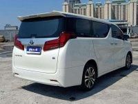 Toyota Alphard 2019 dijual cepat