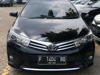 Jual Toyota Corolla Altis 2016