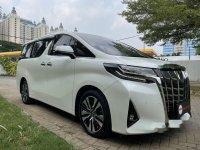 Toyota Alphard 2020 dijual cepat