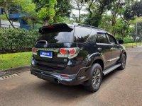 Jual Toyota Fortuner 2015